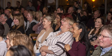 Leapfrogs Live & Laughing Comedy Night tickets