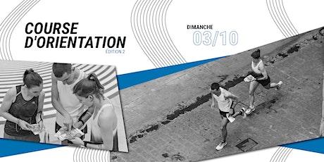 Course d'orientation Decathlon City Liège #édition2 billets