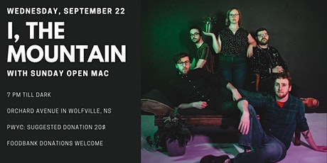 I, The Mountain x Sunday Open Mac tickets
