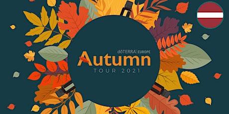Autumn Tour 2021 - Latvia RU (Online) tickets