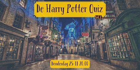 De Harry Potter Quiz  vol.2| Breda tickets