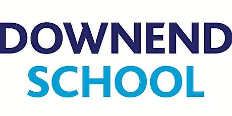 Downend School Open Mornings tickets