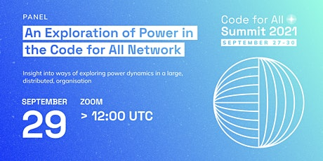 An Exploration of Power in the Code for All Network tickets
