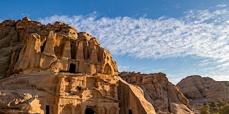 Petra, One of the 7 Wonders - Trail I tickets