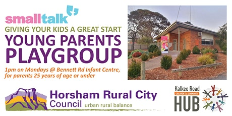 BENNETT RD Monday Young Parents (-25) Playgroup tickets