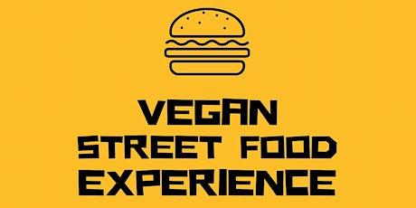 Vegan Street Food Experience tickets