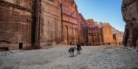 Petra, One of the 7 Wonders - Trail II tickets
