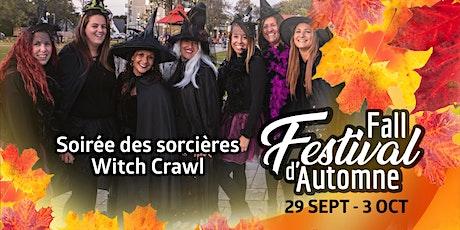 Soirée des sorcières | Witch Crawl tickets