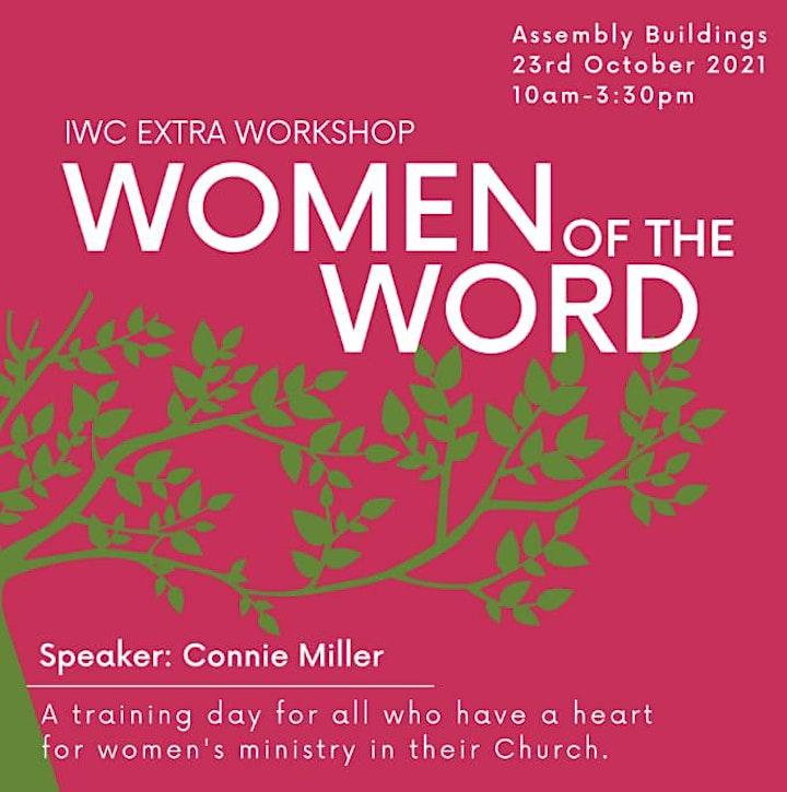 Women of the Word Workshop image
