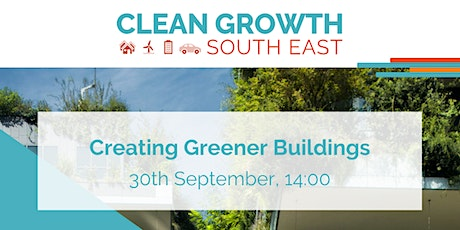 Creating Greener Buildings in the South East tickets