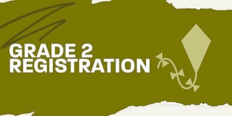 Grade 2 Bethel Kids Registration tickets