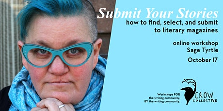 How to Submit Your Stories to Literary Magazines tickets
