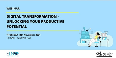 Digital Transformation - Unlocking your productive potential tickets