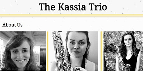 The Kassia Trio Charity Concert Saturday 9 Oct 2021, 6pm, Balham  SW12 9BS tickets