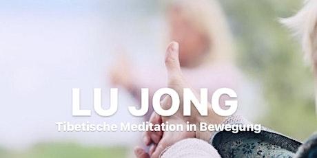 LU JONG mit Aline  |  90 Minuten | Jeweils am Dienstag 18:30-20:00 Uhr Tickets