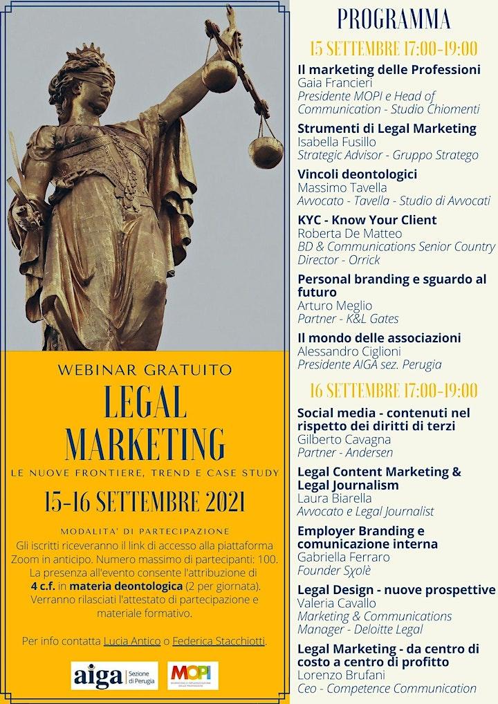 Immagine Legal Marketing - Le nuove frontiere, trend e case study