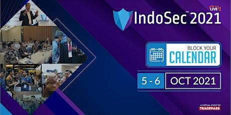 4th Edition IndoSec tickets