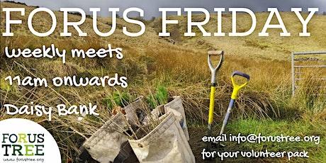 Forus Friday Community Volunteer Meeting tickets