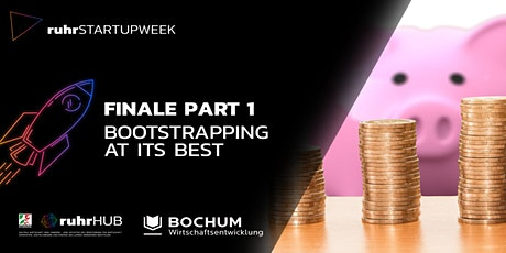 Finale Part 1: Bootstrapping at its best - ruhrSUW 2021 Tickets