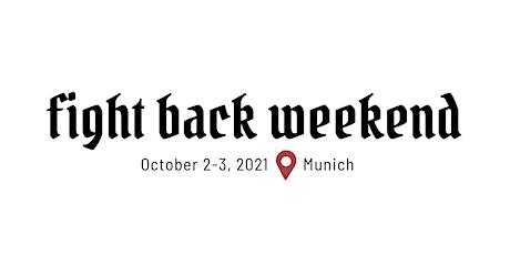 Fight Back Weekend München - Kampfsport & Selbstverteidigung für Frauen Tickets