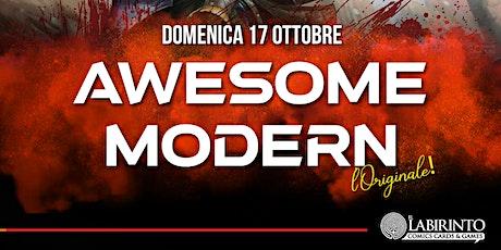 AWESOME MODERN L'Originale! Vol.3 biglietti