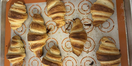 Annie's Signature Sweets Virtual baking class- Croissants tickets