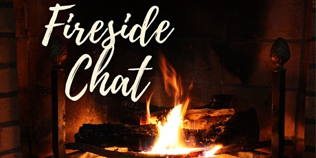 Fireside chat on Mental Health with David Bellamy tickets