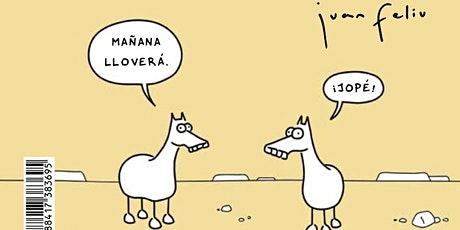 "Taller de còmic ""Crea una aventura de n'Esteisi i en Pimiento"" (+ 8 anys) entradas"