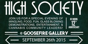 High Society Fundraiser for HempRadio and OC NORML