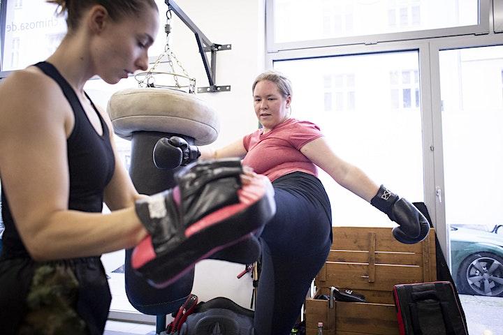 Fight Back Weekend München - Kampfsport & Selbstverteidigung für Frauen: Bild
