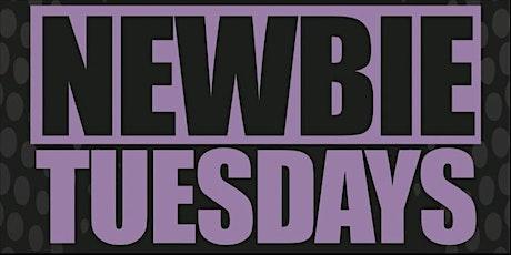 Newbie Tuesday - September 28th, 2021 tickets