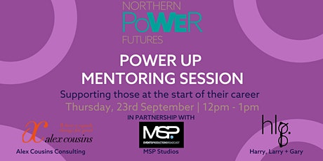 Power Up Mentoring session! tickets