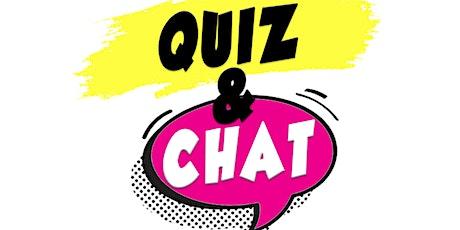 Quiz & Chat tickets