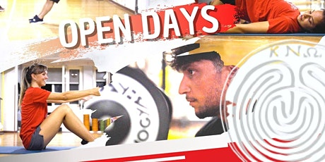 Naos Open Days biglietti