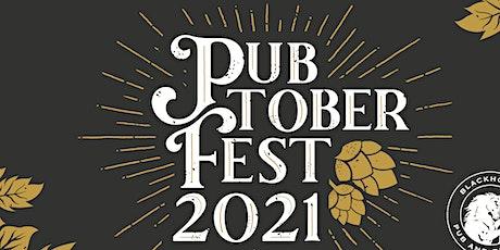 Blackhorse Pubtoberfest tickets