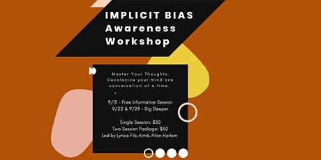 Implicit Bias Two Day Training tickets