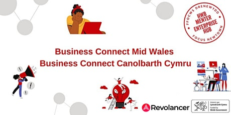 Business Connect Mid Wales | Business Connect Canolbarth Cymru tickets