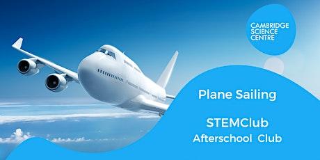 STEMclub -  Plane Sailing tickets