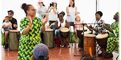 IROKO African Drumming Workshop tickets