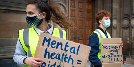 University Students' Mental Wellbeing tickets