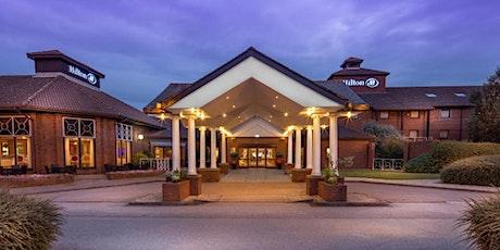 KuKu Connect Derbyshire - Hilton East Midlands Airport tickets