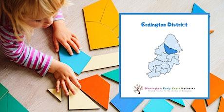 Erdington District Network Meetings - 2021/22 tickets