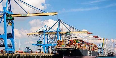 Expertises croisées : les ports, défis, environnement, histoire billets