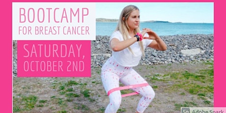 Bootcamp for Breast Cancer tickets