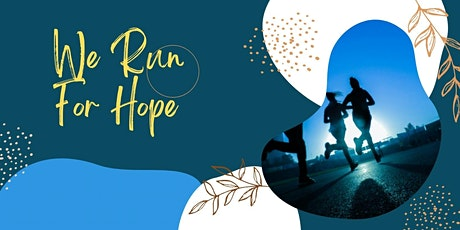 We Run For Hope tickets