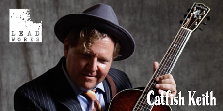 Catfish Keith Live at Leadworks, Plymouth tickets