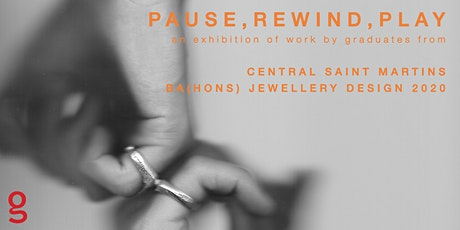 Pause, Rewind, Play Exhibition Private View tickets