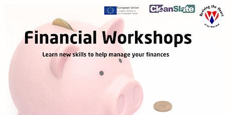 Financial Wellbeing Workshops tickets