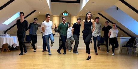 Irish Dance Experience tickets