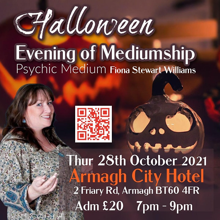 Psychic Night in Armagh image